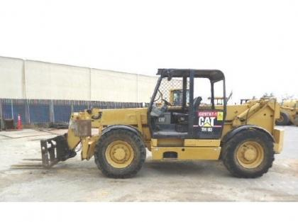 2001 CATERPILLAR TH103 TELEHANDLER