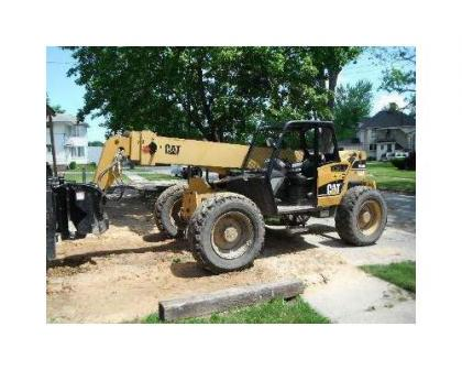 2003 CATERPILLAR TH360B TELEHANDLER