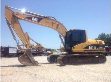 2004 CATERPILLAR 320CL 1