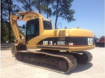 2004 CATERPILLAR 320CL 2