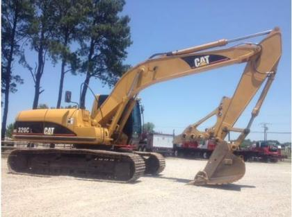 2004 CATERPILLAR 320CL 3