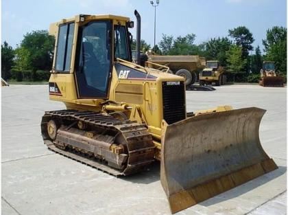 2005 CATERPILLAR D5G XL DOZER