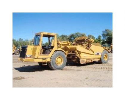 2006 CATERPILLAR 613C SCRAPER