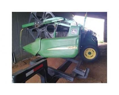 2006 JOHN DEERE 936D HAY EQUIPMENT