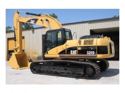 2007 CATERPILLAR 325DL EXCAVATOR