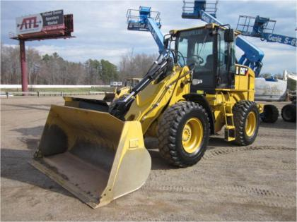 2009 CATERPILLAR 924H WHEEL LOADER