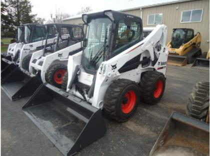 2010 BOBCAT S650 SKID STEER