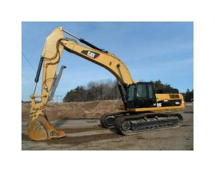 2010 CATERPILLAR 336DL EXCAVATOR