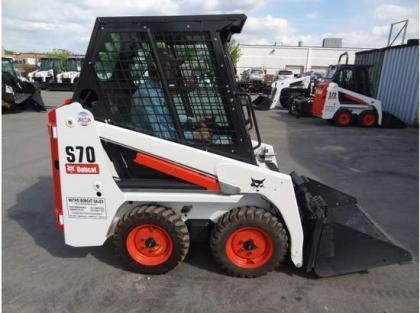 CONSTRUCTION EQUIPMENT > SKID STEERS > Export this 2011 BOBCAT S70 ...