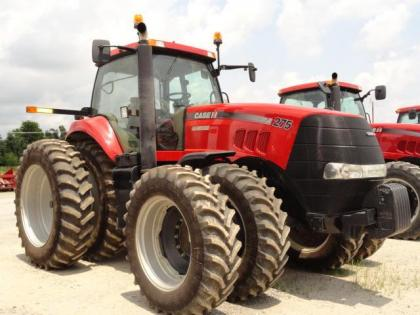 2011 CASE IH MX275 TRACTOR