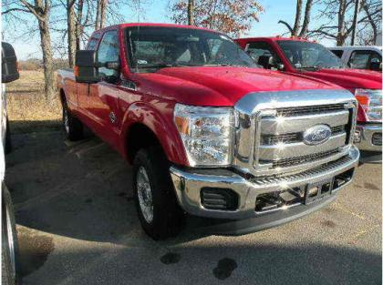 2012 FORD F250 EXTENDED CAB TRUCK