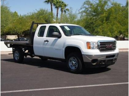 2012 GMC SIERRA 2500 EXTENDED CAB TRUCK