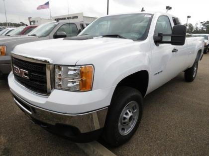 2013 GMC SIERRA 2500HD 1
