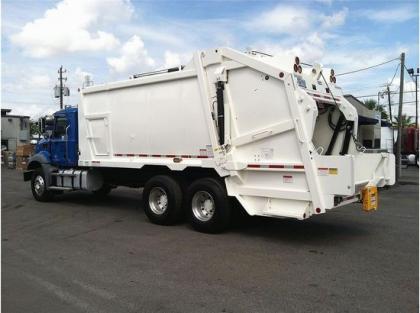 Trucks Gt Garbage Trucks Gt Export This 2012 Mack Granite Gu813 Garbage Truck