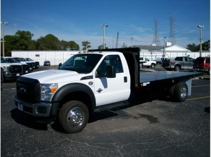 2003 FORD F550 4