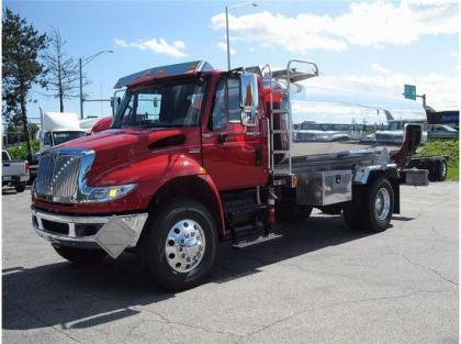 2013 INTERNATIONAL 4400 FUEL TRUCK