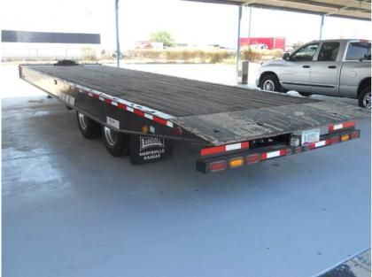 2005 LANDOLL 345C HYDRAULIC S EQUIPMENT TRAILERS