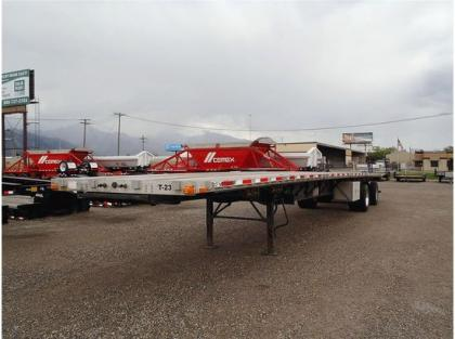 2006 TRANSCRAFT EAGLE IIH RS2 FLATBED TRAILERS
