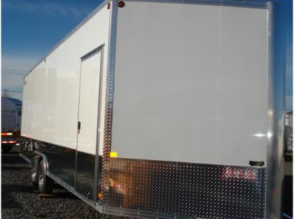 2008 THULE 8.5 X 24 CH 3000 UTILITY TRAILERS