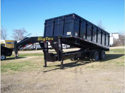 2012 BIG TEX 25DU DUMP TRAILERS