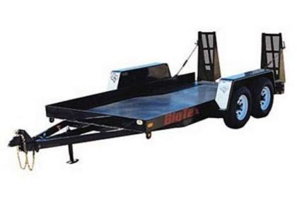 2012 BIG TEX 10EP EQUIPMENT TRAILERS