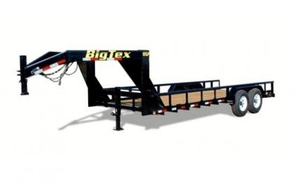 2012 BIG TEX 12GP EQUIPMENT TRAILERS
