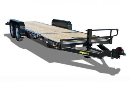 2012 BIG TEX 14TL 22 EQUIPMENT TRAILERS