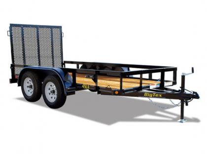 2012 BI TEX 45LA 12BK4RG EQUIPMENT TRAILERS