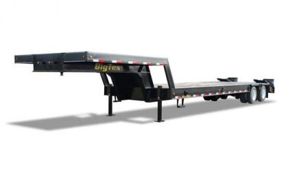 2012 BIG TEX 5XGL EQUIPMENT TRAILERS