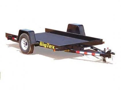 2012 BIG TEX 60TP EQUIPMENT TRAILERS