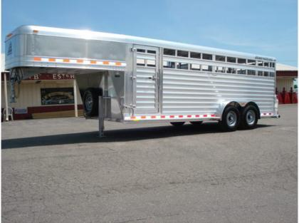 2012 ELITE GN 20FT STOCKQ UTILITY TRAILERS