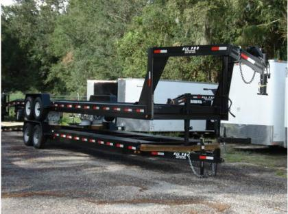 2013 ALL PRO 2CH347T TRAILER