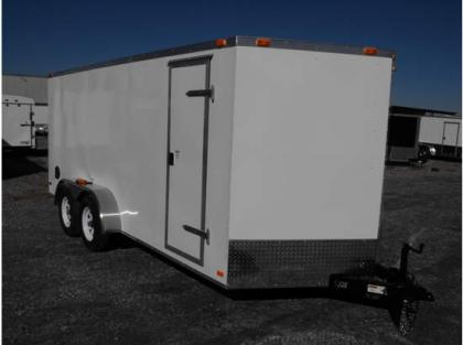 2013 ALL PRO 716TARDVN ENCLOSED TRAILERS