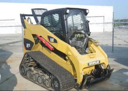 2010 CATERPILLAR 287C LOADER