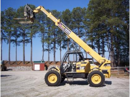 2005 CATERPILLAR TH360B TELEHANDLER