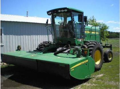 2010 JOHN DEERE 4995 HAY EQUIPMENT