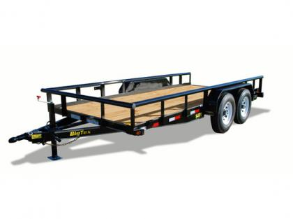 2012 BIG TEX 14PI 18BK HEAVY DUTY EQUIPMENT TRAILERS