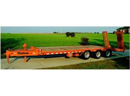 2012 HUDSON HLA25 EQUIPMENT TRAILERS